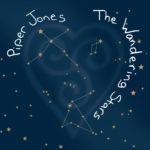 Piper Jones, The Wandering Stars CD cover